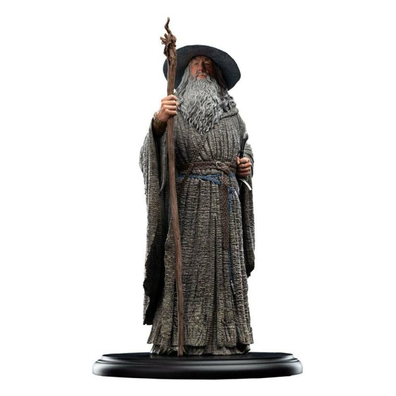 Lord of the Rings Mini Statue Gandalf the Grey 19 cm