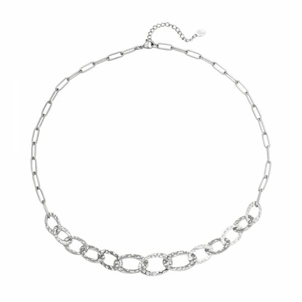 Ketting Powerful Zilver