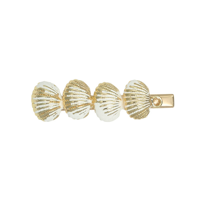 Haarclip Summer Shell