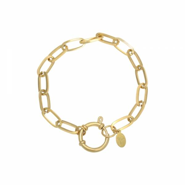 Armband Chain Rose Goud