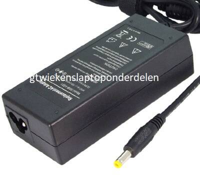 Notebook adapter for Asus, Toshiba, Acer, MSI, PB Series (19V 3.42A 5.5X2.5mm) [190342S00]