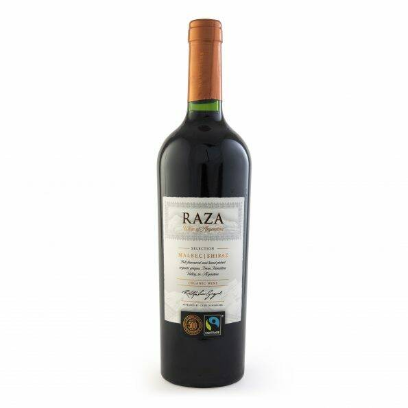 BIO RAZA Selection Malbec / Shiraz 75 cl