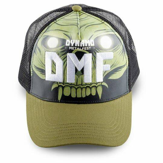 DMF trucker pet
