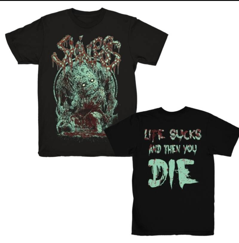Skinless Life sucks and then you die