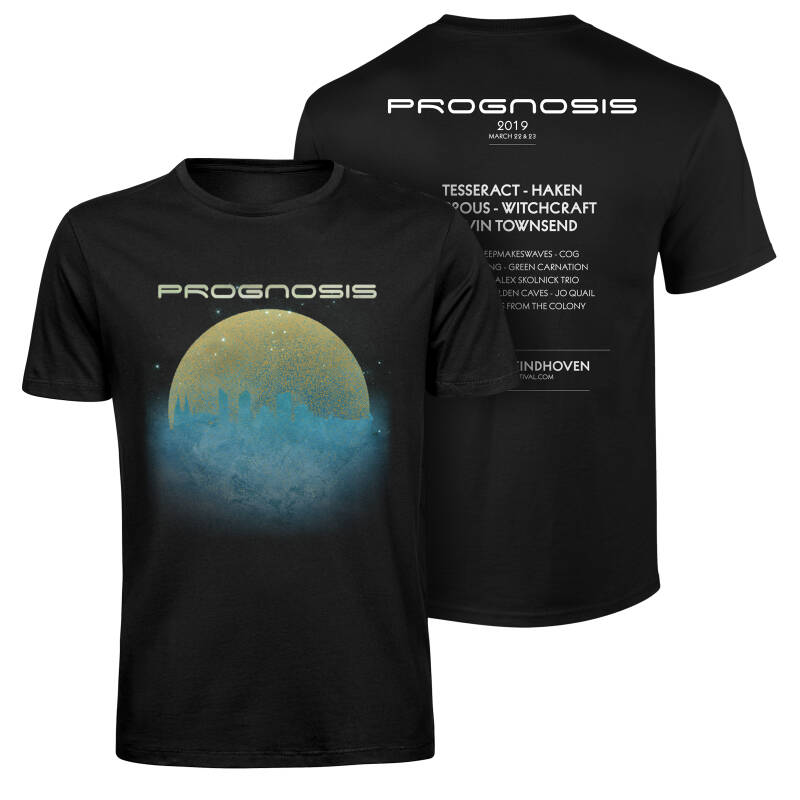 Prognosis 2019 heren shirt kleur