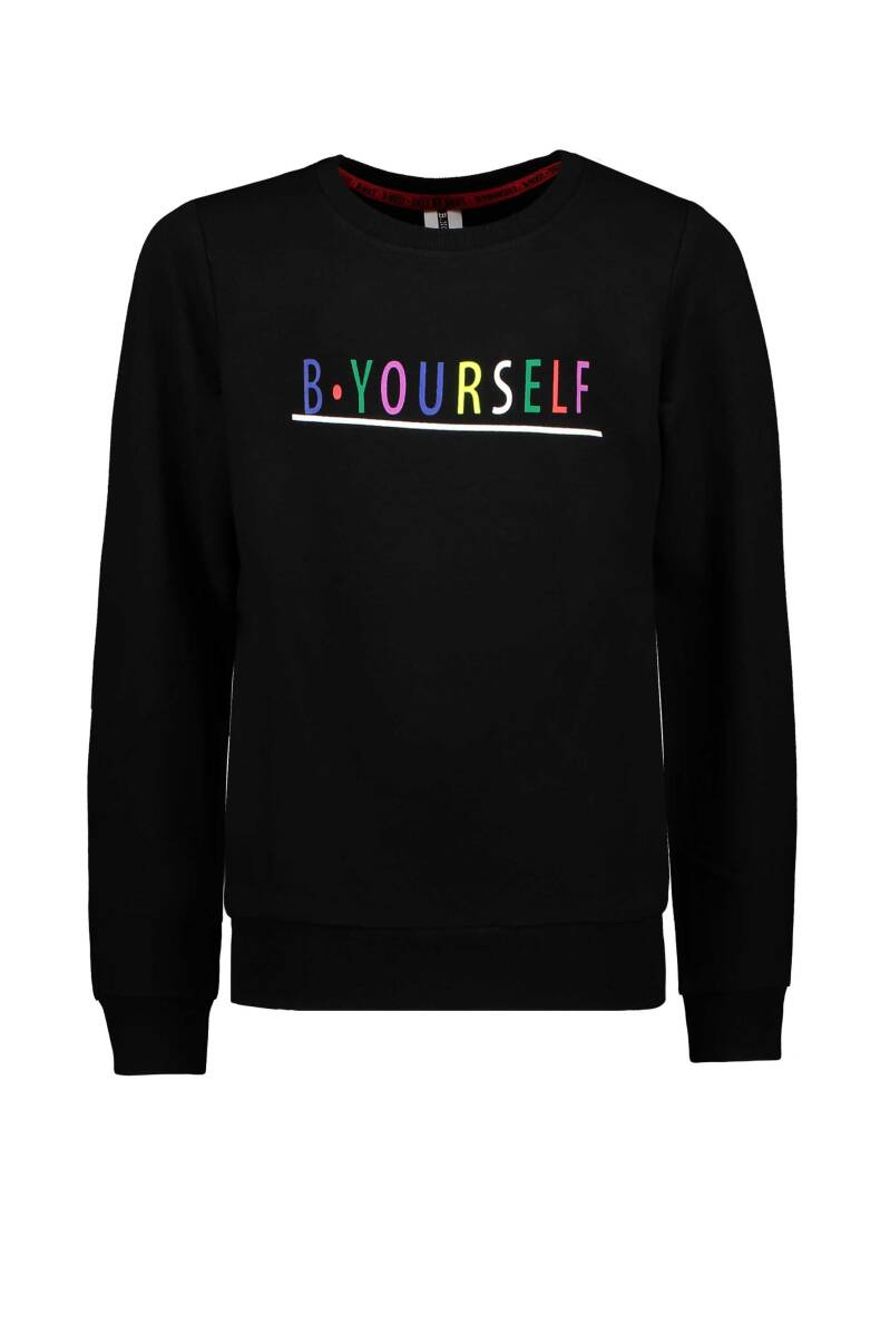 Sweater black b.yourself