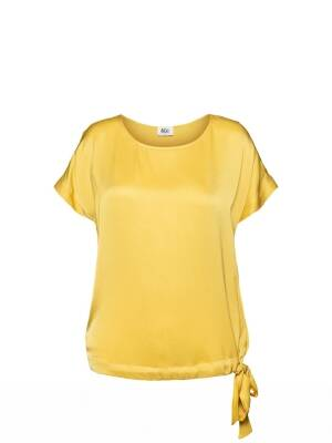 Top &co Britt Yellow