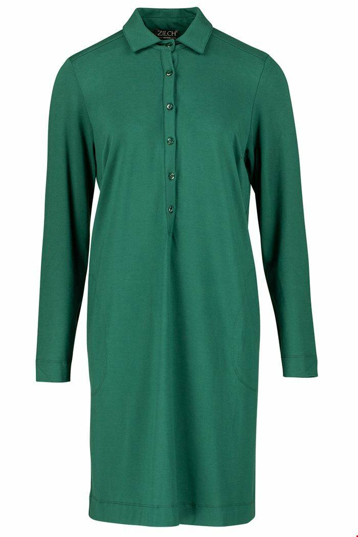 Dress polo forest