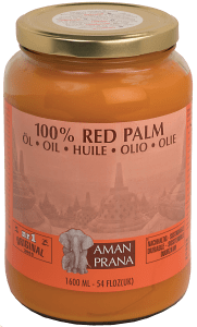 Aman Prana Red Palmolie 1600ml