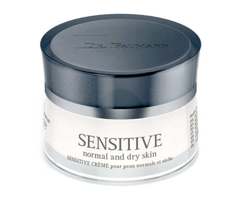 Sensitive for Normal en Dry skin (30ml). Dag-en nachtcrème NORMALE + DROGE HUID