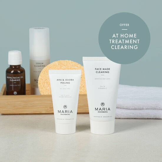 AT HOME TREATMENT CLEARING | thuiskit: acné/onzuiverheden.