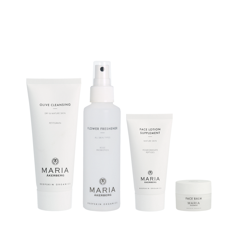 BEAUTY STARTER SET | *** SUPPLEMENT *** (rijpere huid; anti-aging/rokershuid)