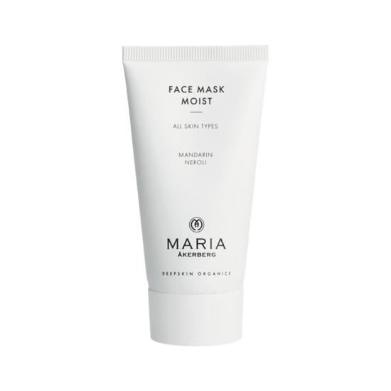 Face Mask Moist (50ml). Hydraterend vochtmasker.