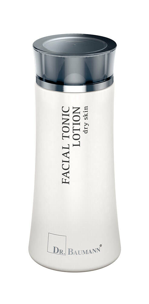 Facial Tonic Lotion for Dry skin (200ml). Normale tot droge huidtypen.