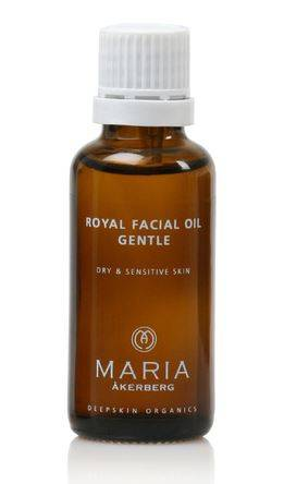 Royal Facial Oil Gentle; gevoelige, couperose, rosacea huid.