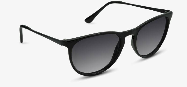 Shockoe black frame - gradient black lens