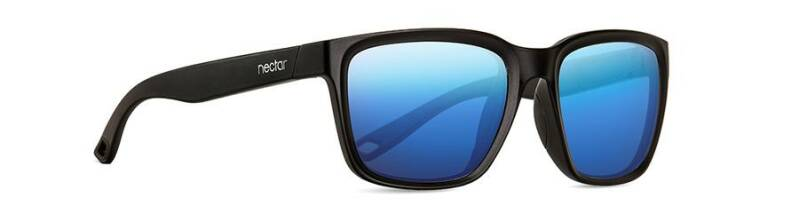 Tide - Black Frame - Blue Lens