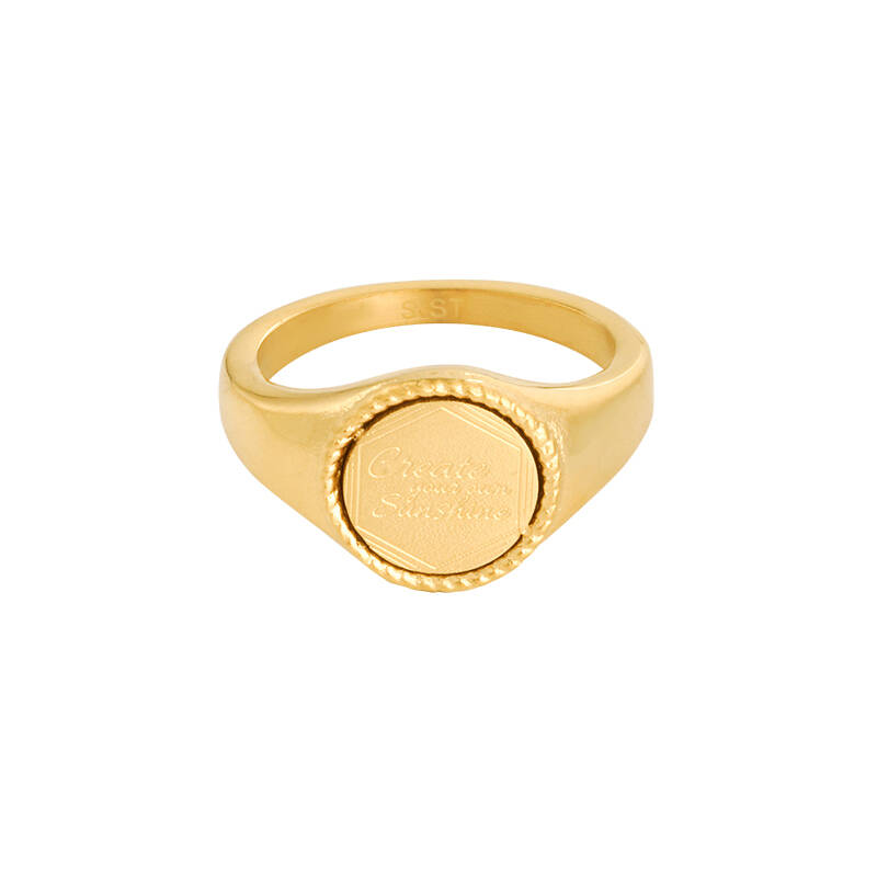 Ring Create your own Sunshine