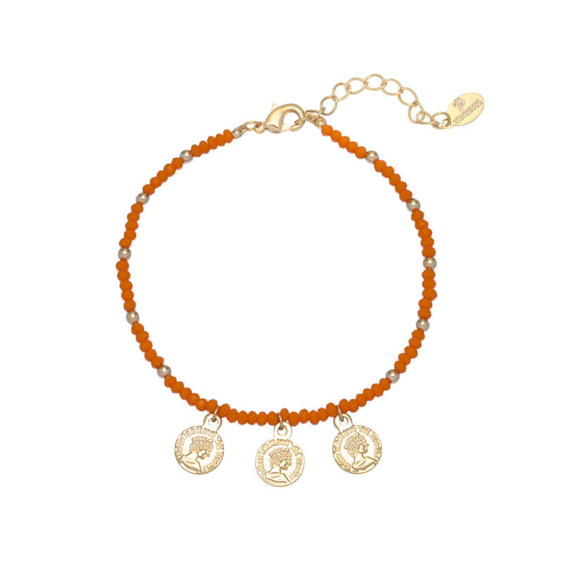 Armband Color & Coins