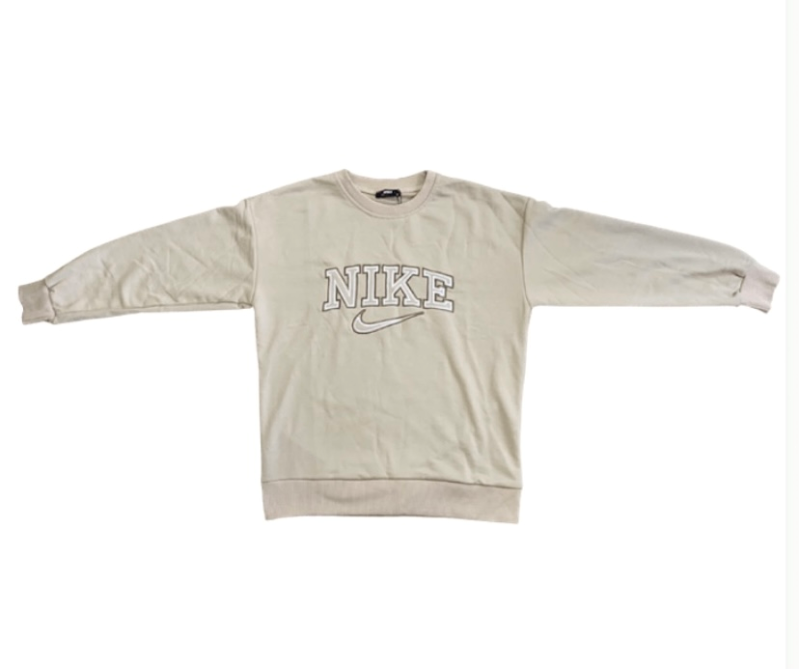 Limited edition sweater Beige
