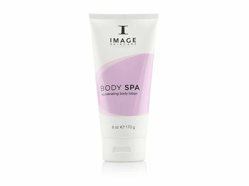 BODY SPA - Rejuvenating Body Lotion
