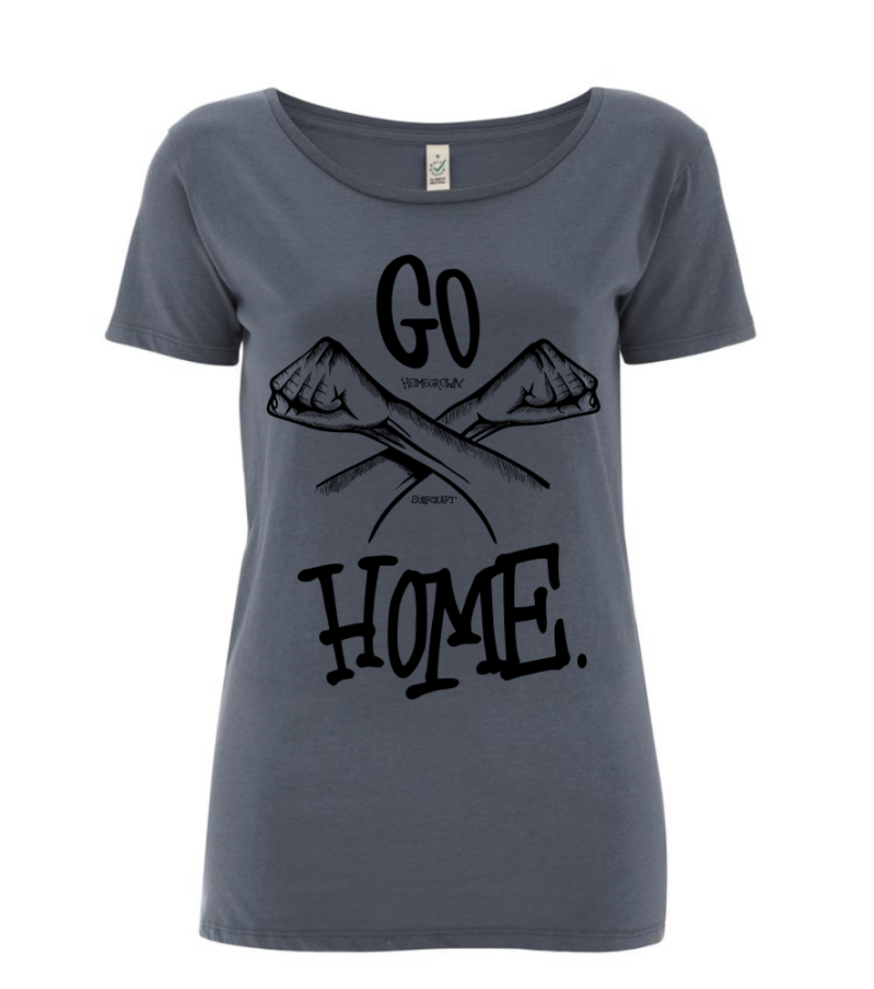 Women's Go Home Tee