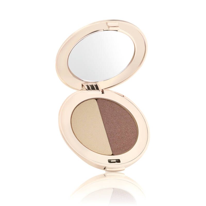PurePressed® Eye Shadow Duo - Oyster/Supernova