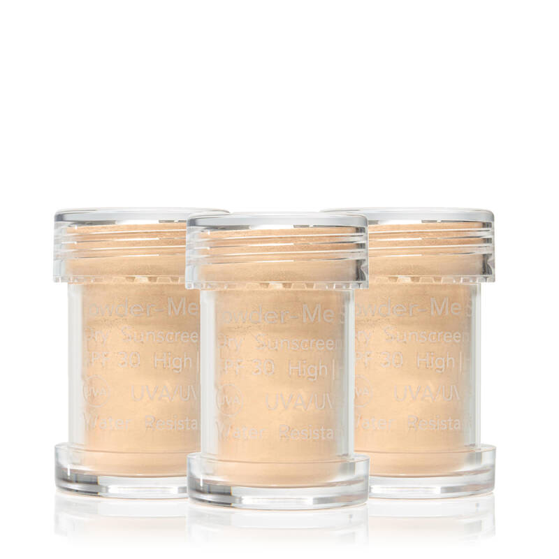POWDER-ME REFILL 3-PACK - Golden