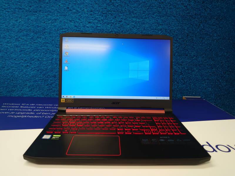 Acer Nitro 5 | Gaming | 15.6 inch | Core i5 | GeForce | 512GB SSD