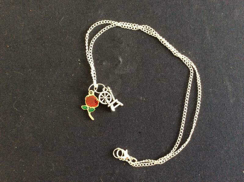 Once Upon A Time RumBelle ketting necklace