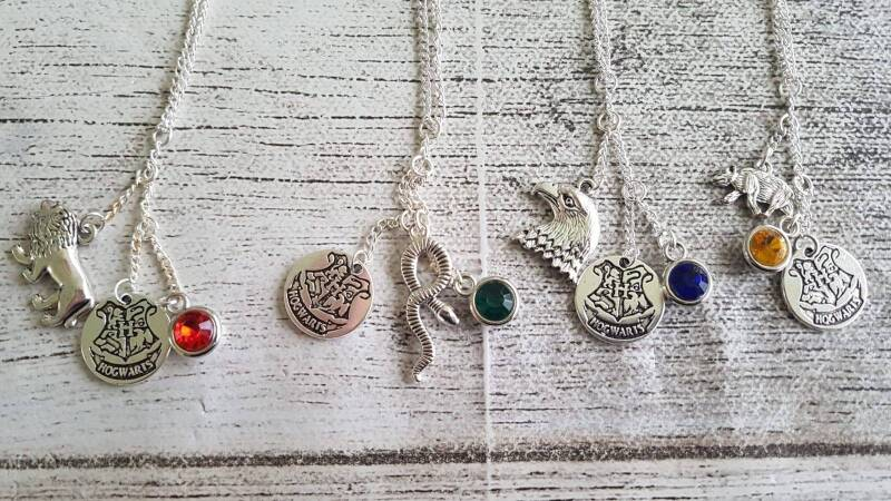 Harry Potter,  Hogwarts ketting
