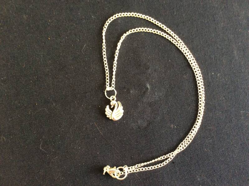 Once Upon A Time ketting Emma Swan necklace