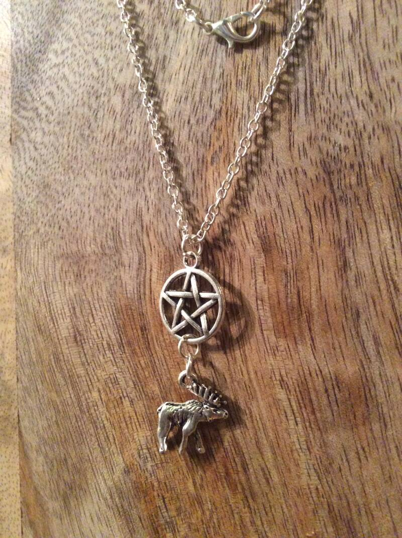 Supernatural, Sam Winchester ketting necklace