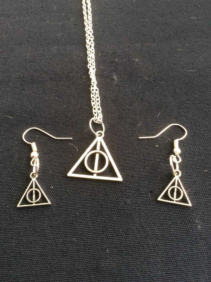 Harry Potter set Deathly Hallows/Relieken van de Dood