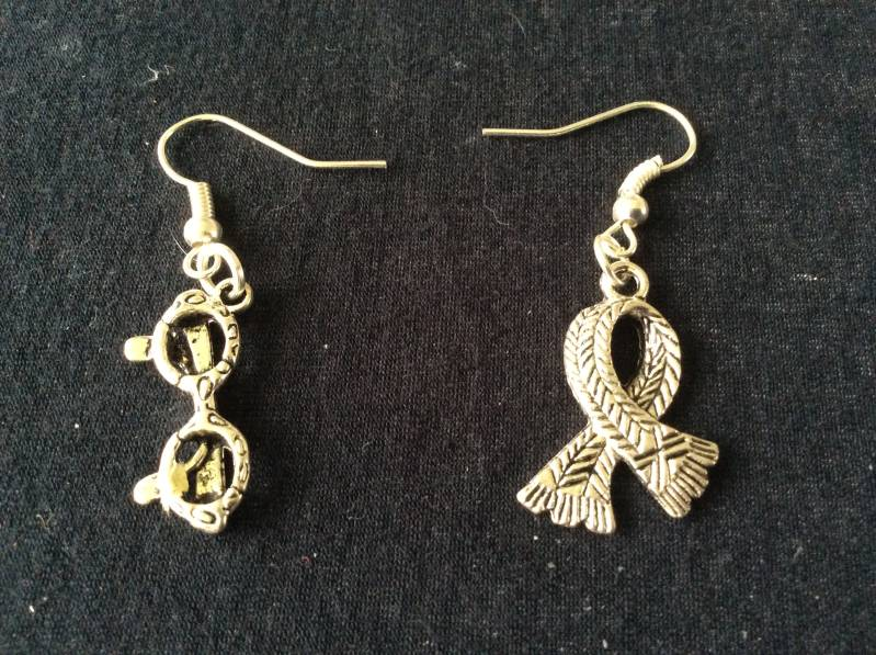 "Harry Potter earrings ""Harry"""