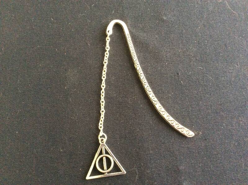 Harry Potter boekenlegger, Deathly Hallows  bookmark