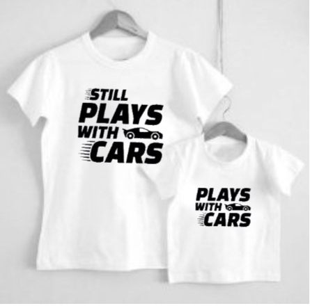 play with cars