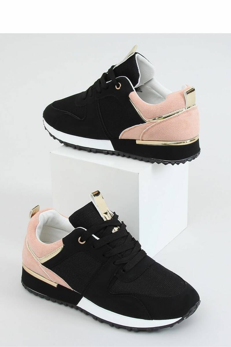 sneakers goldie black