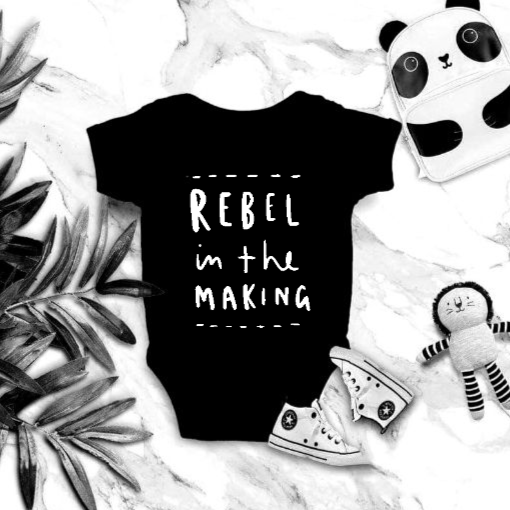 rebel in the making