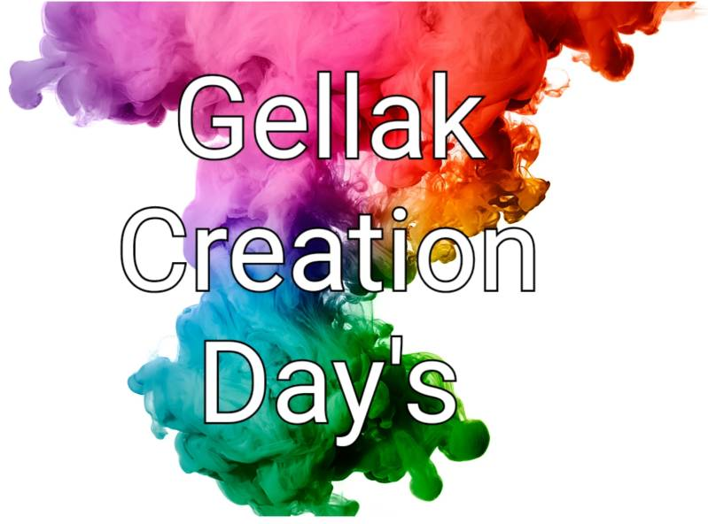 GELLAK CREATION DAY'S @ STUDIO BASECOAT