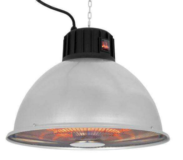 Eurom Parasol heater 1500 (Carbon)