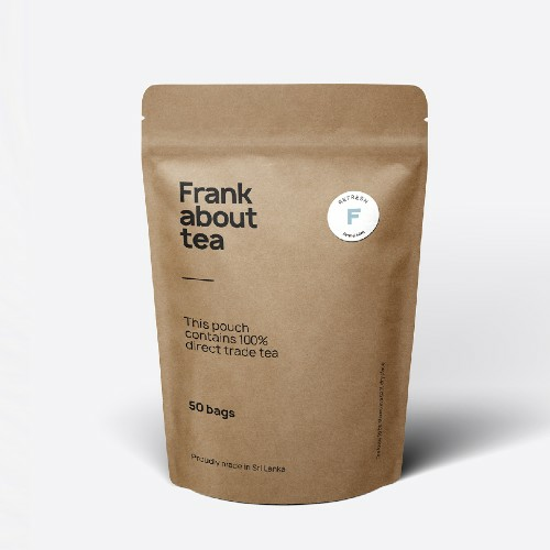 Frank about tea Fennel Mint