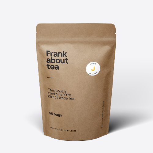 Frank about tea Jasmine Green