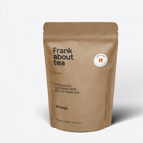 Frank about tea Rooibos Cinnamon