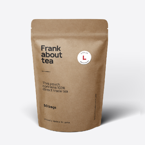Frank about tea Spicy Lemongrass