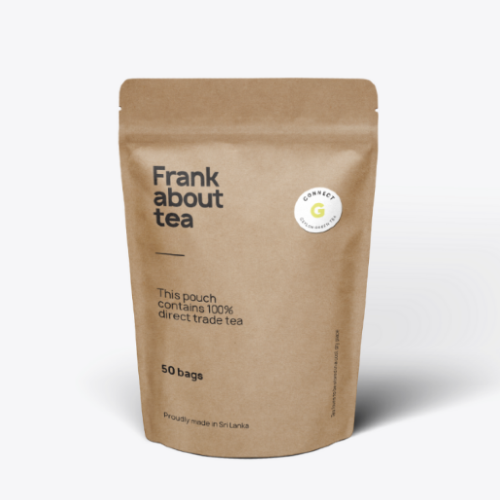 Frank about tea Simply Green
