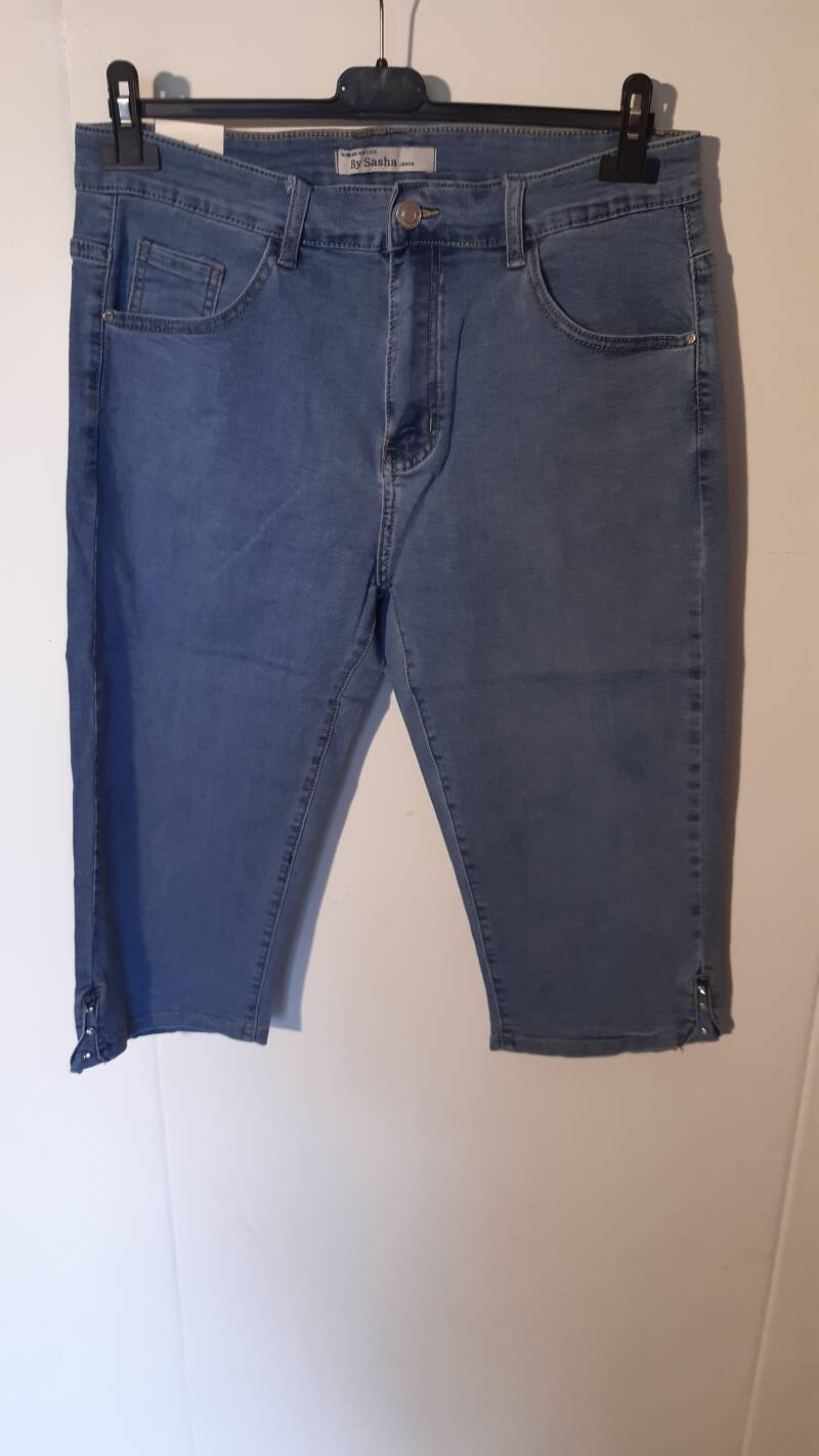 11-4 drie kwart jeans