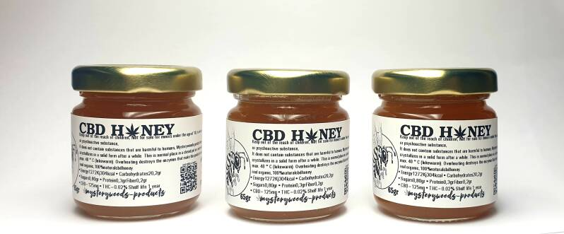 discount package cbdhoney65gr