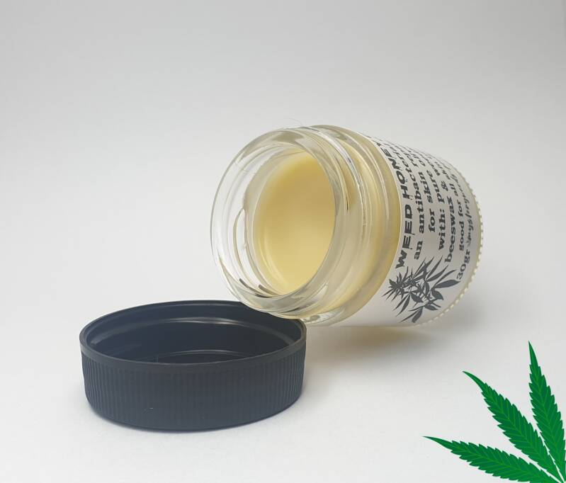 NEW! Mysteryweeds Wiet honing crème