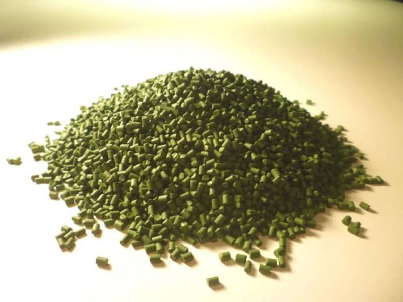 GREEN FEED PELLET 800g - 4.5mm
